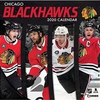 Chicago Blackhawks: 2020 12x12 Team Wall Calendar (Wall)