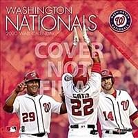 Washington Nationals: 2020 12x12 Team Wall Calendar (Wall)