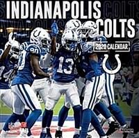 Indianapolis Colts: 2020 12x12 Team Wall Calendar (Wall)