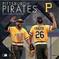 Pittsburgh Pirates: 2020 12x12 Team Wall Calendar (Wall)