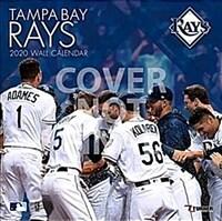 Tampa Bay Rays: 2020 12x12 Team Wall Calendar (Wall)