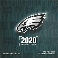 Philadelphia Eagles: 2020 Box Calendar (Daily)