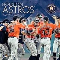 Houston Astros: 2020 12x12 Team Wall Calendar (Wall)