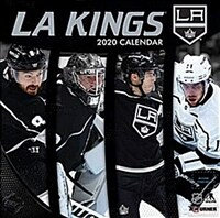 Los Angeles Kings: 2020 12x12 Team Wall Calendar (Wall)