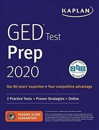 GED Test Prep 2020: 2 Practice Tests + Proven Strategies + Online (Paperback, Revised, Revise)