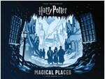 Harry Potter: Magical Places: A Paper Scene Book (Hardcover)