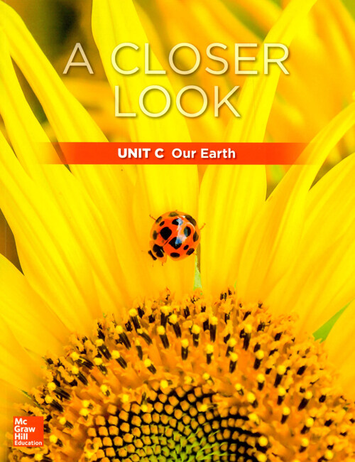 Science A Closer Look Grade 1 : Unit C (Student Book + Workbook + Assessment + Audio CD, 2018 New Edition)