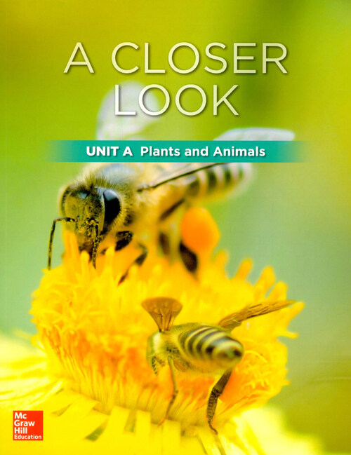 Science A Closer Look Grade 2 : Unit A (Student Book + Workbook + Assessment + Audio CD, 2018 New Edition)