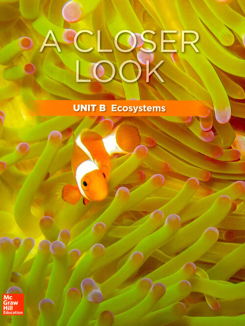 Science A Closer Look Grade 3 : Unit B (Student Book + Workbook + Assessment + Audio CD, 2018 New Edition)