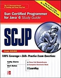 SCJP Sun Certified Programmer for Java 6 Study Guide: Exam (310-065) [With CDROM] (Hardcover)