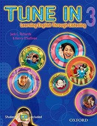 Tune in 3: Student Book with Student CD (Package)
