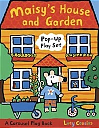Maisys House and Garden (Hardcover, Pop-Up)
