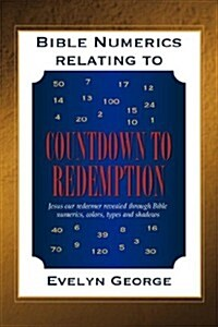 Bible Numerics Relating to Countdown to Redemption (Paperback)