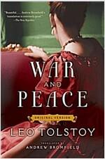 War and Peace: Original Version (Paperback)