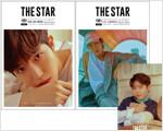 더스타 The Star A형 2019.4 (양면표지 : 김재환 A형 / 이준기)