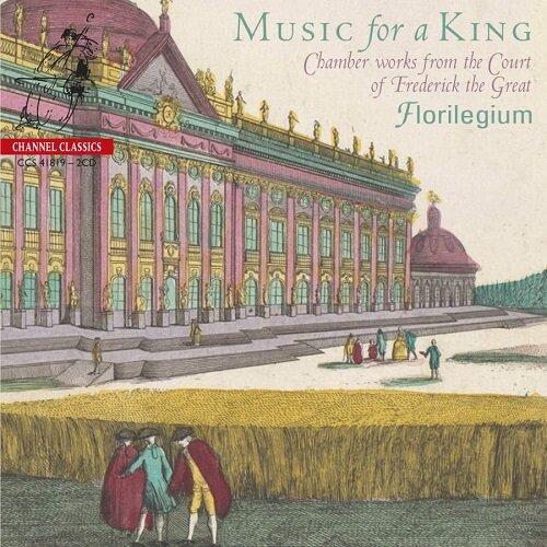 [수입] 왕을 위한 음악 - 프리드리히 대왕의 궁정을 위한 실내악 작품들 [2CD]