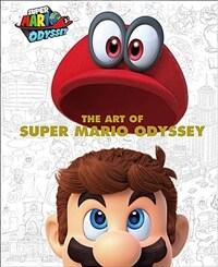 The Art of Super Mario Odyssey (Hardcover)