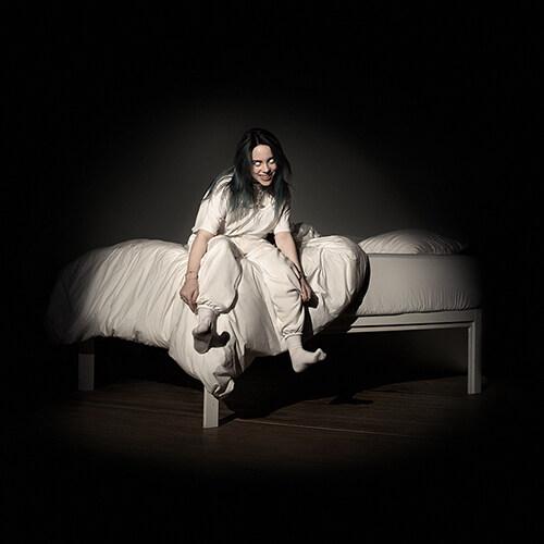 Billie Eilish - 정규앨범 WHEN WE ALL FALL ASLEEP, WHERE DO WE GO?