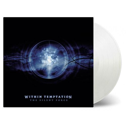 [수입] Within Temptation - The Silent Force [180g 투명 LP]
