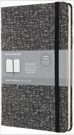 Moleskine Limited Collection Notebook Blend 19, Large, Ruled, Grey (5 X 8.25) (Other)