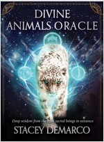 Divine Animals Oracle: Deep Wisdom from the Most Sacred Beings in Existence (Paperback)