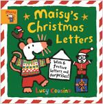 Maisy's Christmas Letters: With 6 festive letters and surprises! (Hardcover)