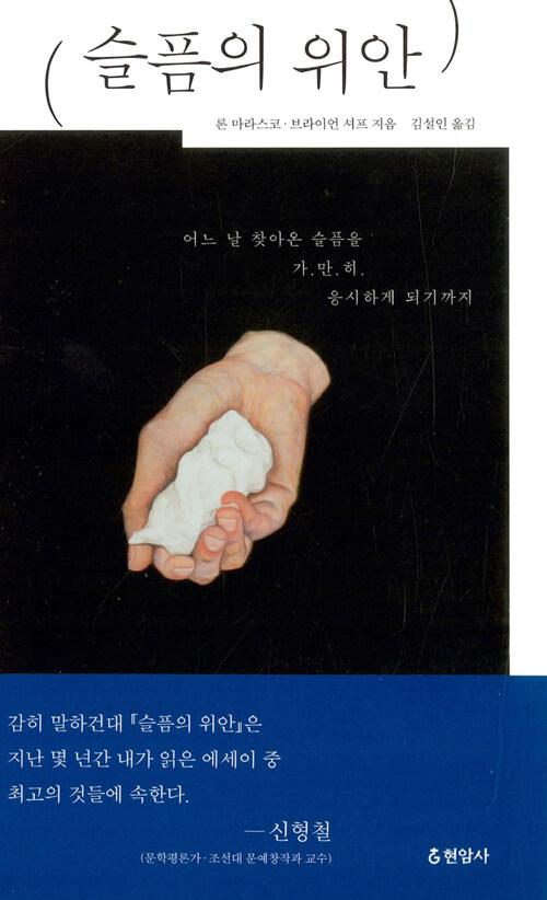 슬픔의 위안 : 어느 날 찾아온 슬픔을 가만히 응시하게 되기까지 / 개정판