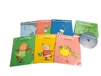 Tilly and Friends 6종 세트 (Paperback 6권 + CD 6장)