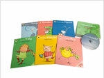 Tilly and Friends 6종 세트 (Book 6권 + CD 6장)
