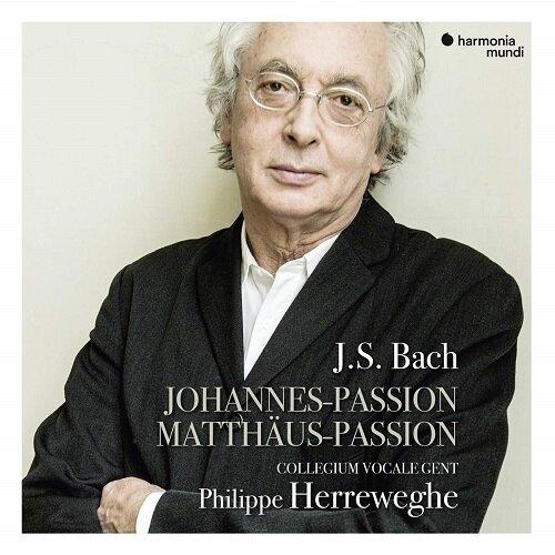 [수입] 바흐 : 요한 수난곡 BWV245 & 마태 수난곡 BWV244 [5 for 3]