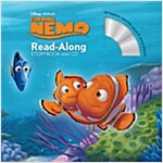 Finding Nemo Read-Along Storybook [With CD (Audio)] (Paperback)
