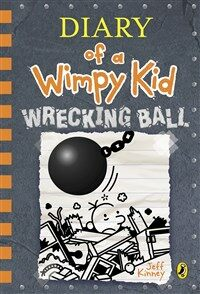 Diary of a Wimpy Kid #14 : Wrecking Ball (Hardcover, 영국판)