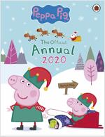 Peppa Pig: The Official Peppa Annual 2020 (Hardcover)