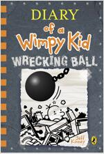 Diary of a Wimpy Kid: Wrecking Ball (Book 14) (Hardcover)