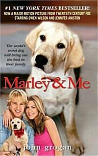 [중고] Marley & Me (Paperback, Reprint, Media Tie In)