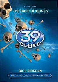 The 39 Clues #1: The Maze of Bones [With 6 Game Cards] (Hardcover)