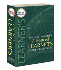 Merriam-Webster's Advanced Learner's English Dictionary (Paperback)