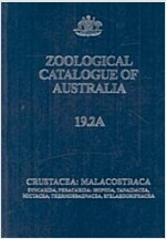 Zoological Catalogue of Australia (Hardcover)