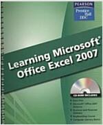 Learning Microsoft Excel 2007 (Paperback, 1st, Spiral)