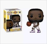 Pop NBA Lakers Lebron James Vinyl Figure (Other)