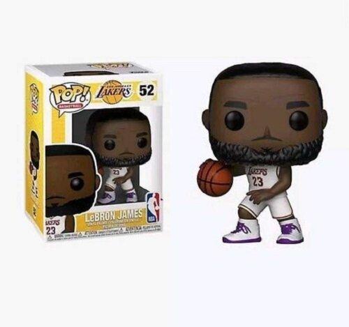 Pop NBA Lakers Lebron James Vinyl Figure (Other)