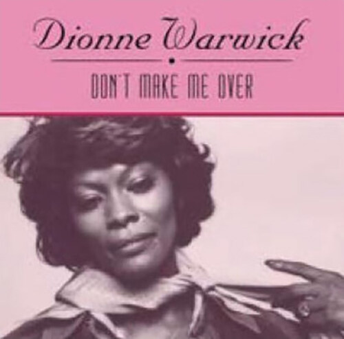 [수입] Dionne Warwick - Dont Make Me Over [LP]