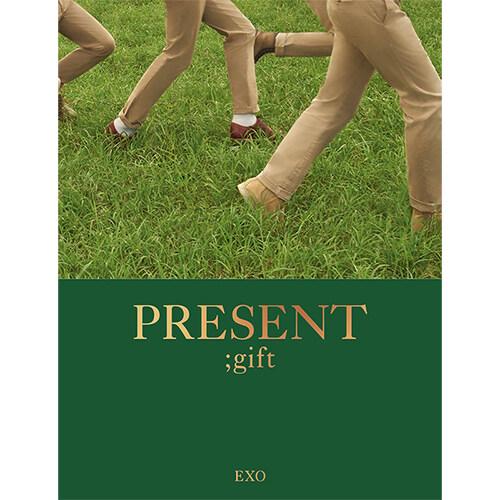 [화보집] 엑소 - PRESENT ; gift