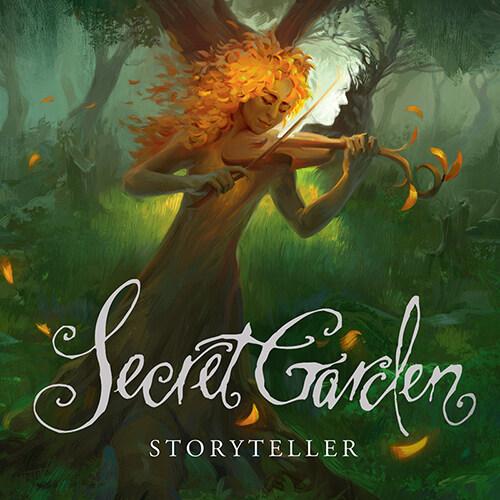Secret Garden - 정규앨범 Storyteller