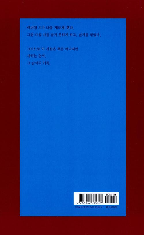 날개 환상통 : 김혜순 시집