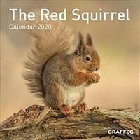 The Red Squirrel Calendar (Calendar)