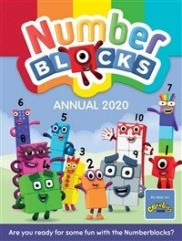 Numberblocks Annual 2020 (Hardcover)
