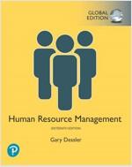 Human Resource Management, Global Edition (Paperback, 16 ed)