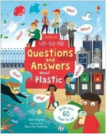 Lift-the-Flap Questions and Answers About Plastic (Board Book)