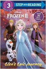 Elsa's Epic Journey (Disney Frozen 2) (Paperback)